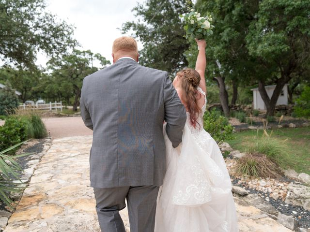 Mike and Cat's Wedding in Austin, Texas 10