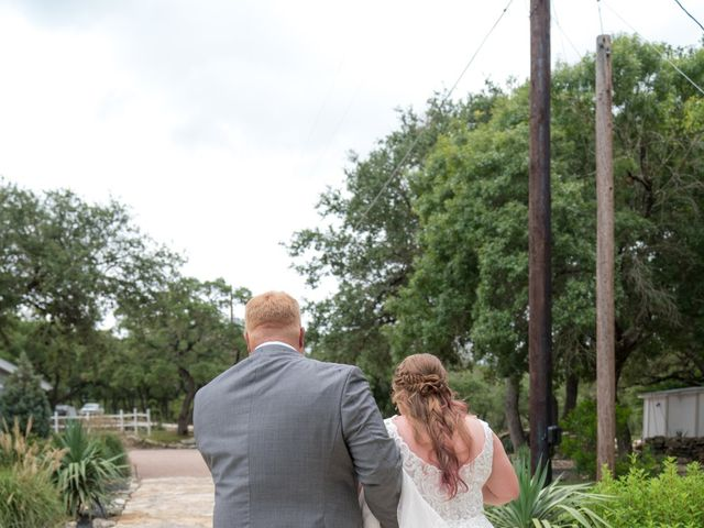 Mike and Cat's Wedding in Austin, Texas 11