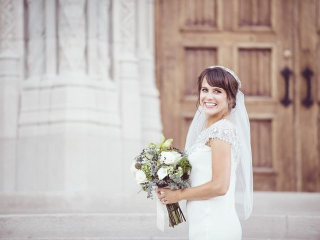 Colleen and Cameron's Wedding in Indianapolis, Indiana 6