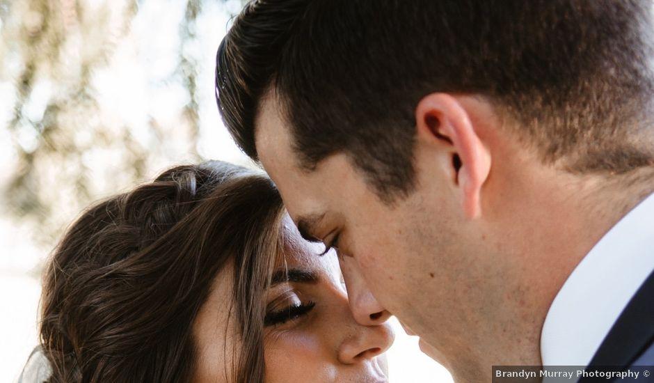 John and Leah's Wedding in Irvine, California