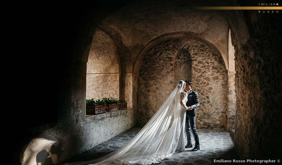 Michael and Sarah's Wedding in Salerno, Italy
