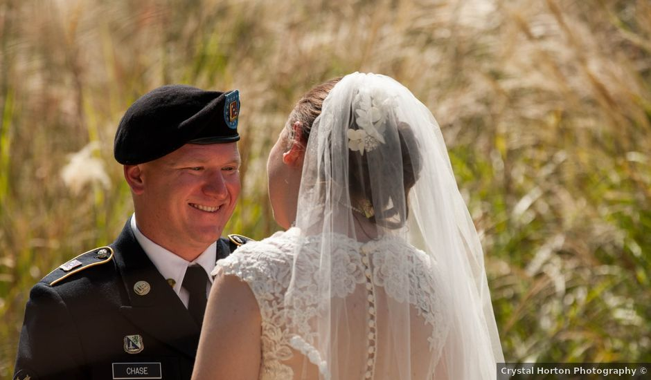 David and Amanda's Wedding in Campton, Kentucky