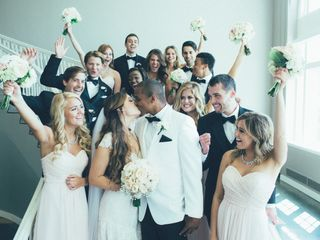 The wedding of Luke and Lacey 3