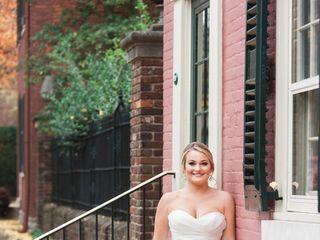 Sarah and Josh's Wedding in Lexington, Kentucky 4
