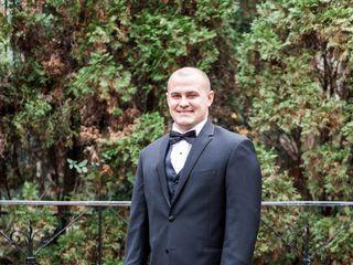 Sarah and Josh's Wedding in Lexington, Kentucky 5