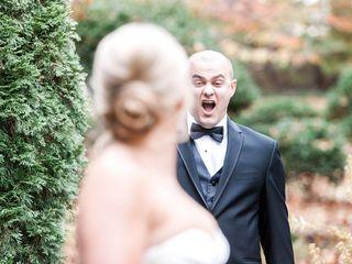 Sarah and Josh's Wedding in Lexington, Kentucky 6