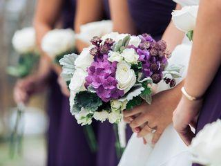 Sarah and Josh's Wedding in Lexington, Kentucky 7