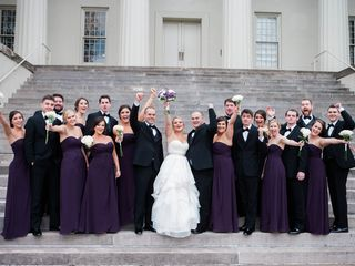 Sarah and Josh's Wedding in Lexington, Kentucky 9