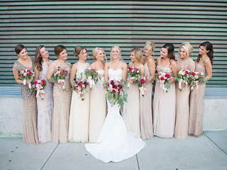 Kristin and Scott's Wedding in Kansas City, Missouri 3