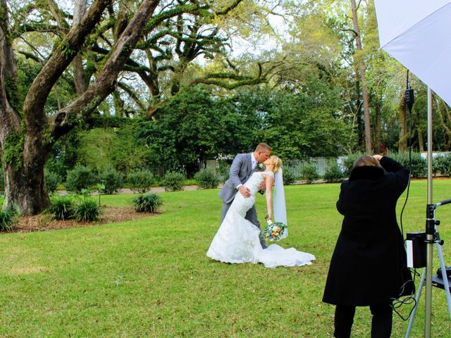 Tanner and Angelina's Wedding in Mobile, Alabama 8