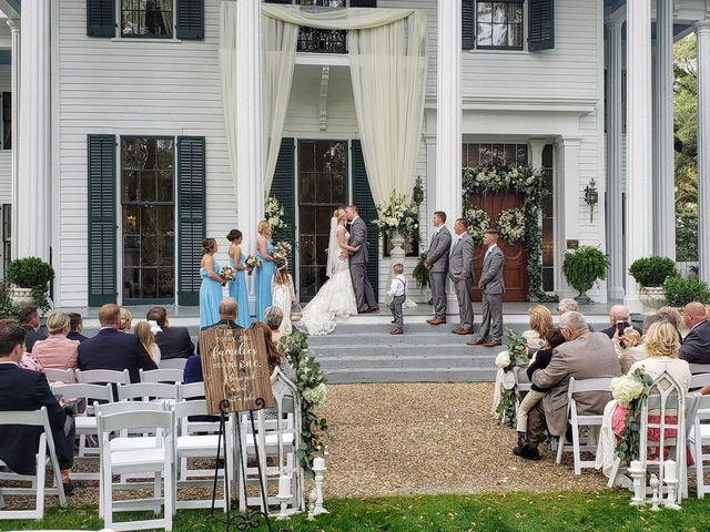 Tanner and Angelina's Wedding in Mobile, Alabama 9