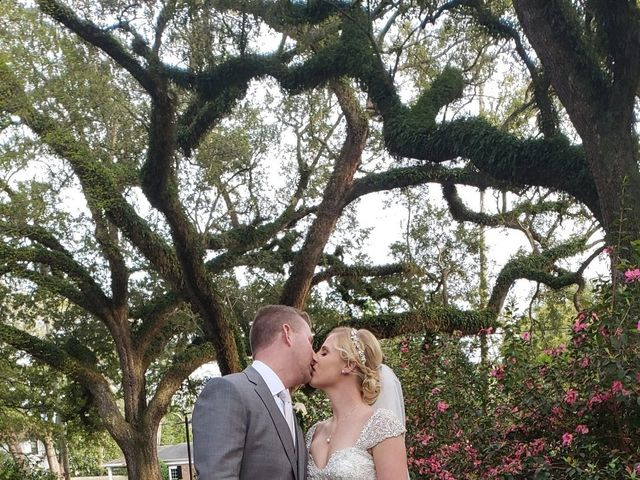 Tanner and Angelina's Wedding in Mobile, Alabama 10