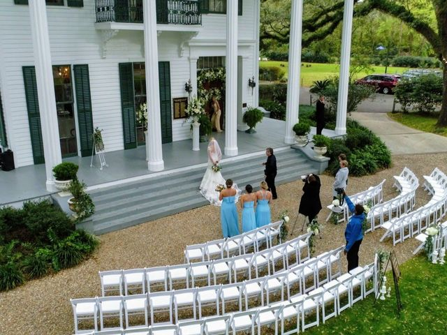 Tanner and Angelina's Wedding in Mobile, Alabama 14