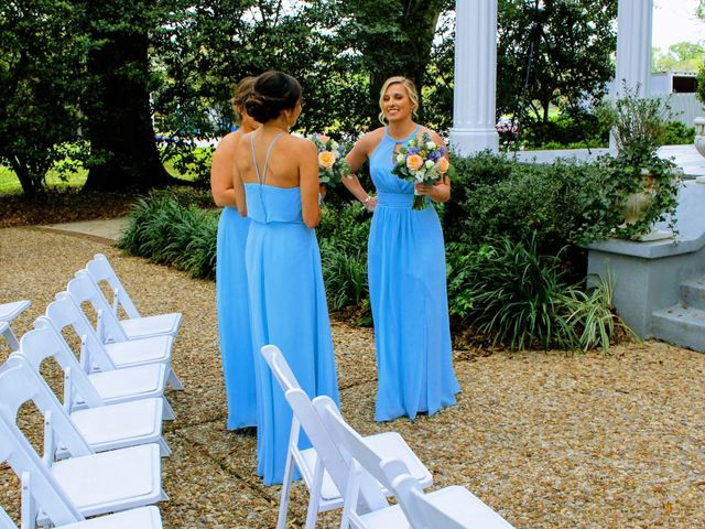 Tanner and Angelina's Wedding in Mobile, Alabama 18