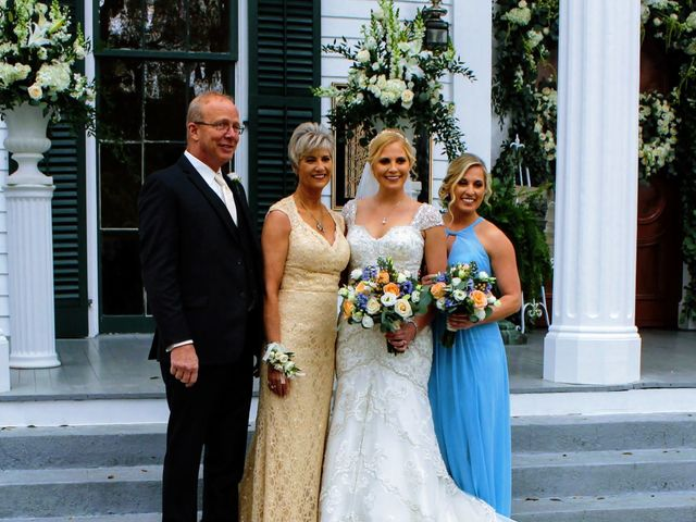 Tanner and Angelina's Wedding in Mobile, Alabama 19