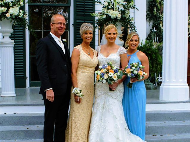 Tanner and Angelina's Wedding in Mobile, Alabama 20