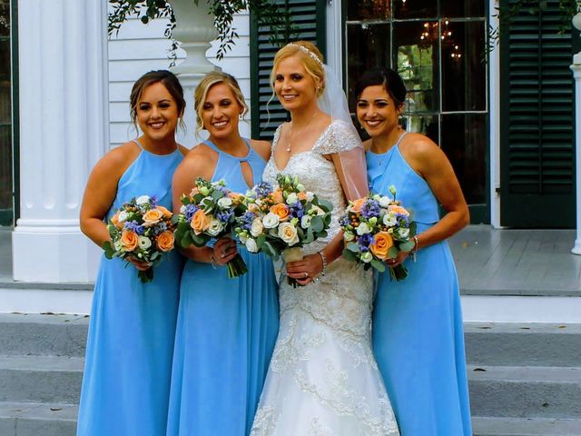 Tanner and Angelina's Wedding in Mobile, Alabama 21