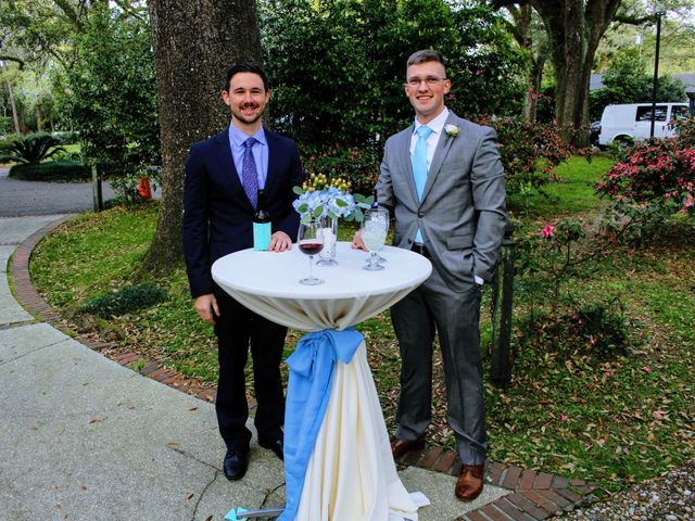 Tanner and Angelina's Wedding in Mobile, Alabama 26