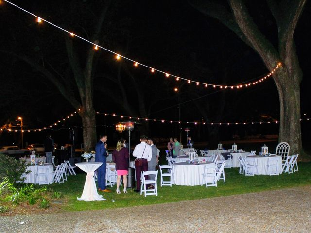 Tanner and Angelina's Wedding in Mobile, Alabama 31