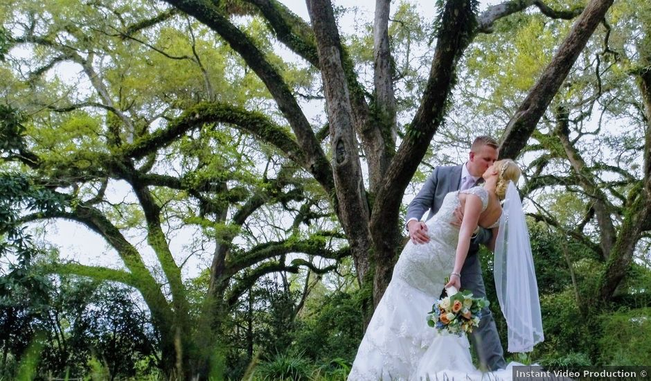 Tanner and Angelina's Wedding in Mobile, Alabama
