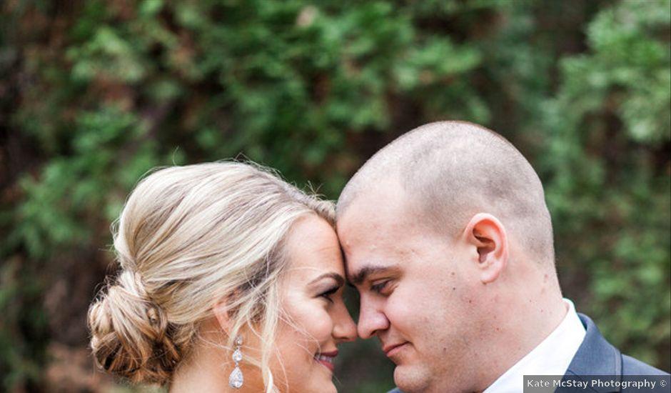Sarah and Josh's Wedding in Lexington, Kentucky