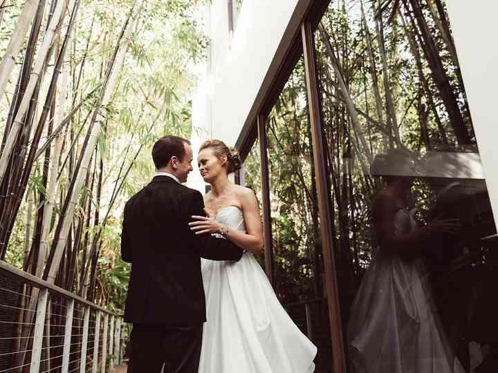 The wedding of Katherine and Konstantin