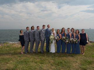Caleb and Morgan's Wedding in Groton, Connecticut 21