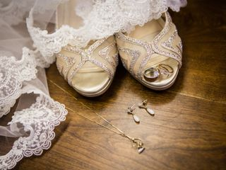 The wedding of Andrew and Amanda 3