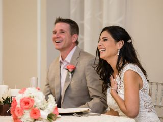 The wedding of Sean and Julissa
