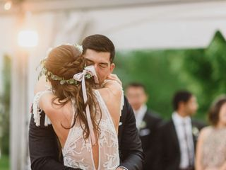 The wedding of Katie and Eric 2
