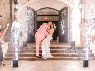 The wedding of Cherish and Barry 3