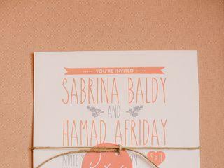 The wedding of Hamad and Sabrina 3