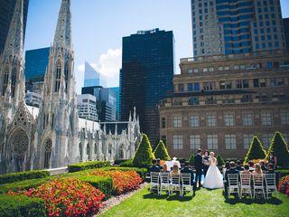 Katharina and Ralf's Wedding in New York, New York 7