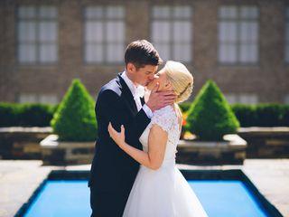 Katharina and Ralf's Wedding in New York, New York 9