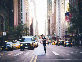 Katharina and Ralf's Wedding in New York, New York 17
