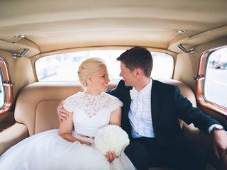 Katharina and Ralf's Wedding in New York, New York 18