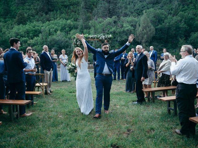 The wedding of Emily and Elie