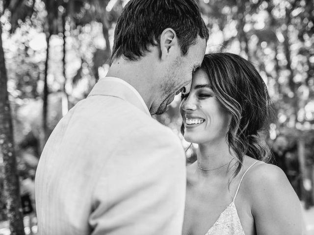 Joe and Bridget's Wedding in Tulum, Mexico 30