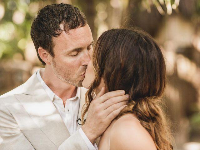 Joe and Bridget's Wedding in Tulum, Mexico 33