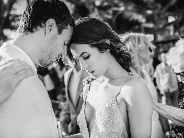 Joe and Bridget's Wedding in Tulum, Mexico 49