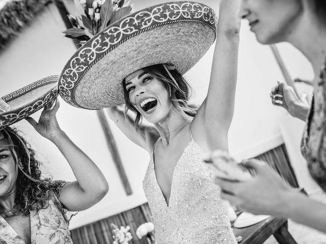 Joe and Bridget's Wedding in Tulum, Mexico 58