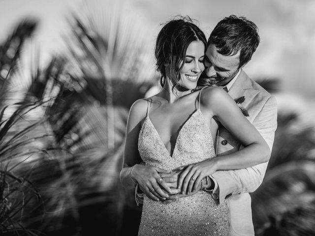 Joe and Bridget's Wedding in Tulum, Mexico 81