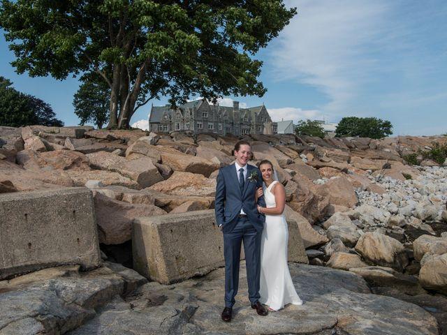 Caleb and Morgan's Wedding in Groton, Connecticut 2