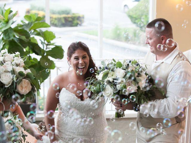 Wayne and Ashley's Wedding in Saint Petersburg, Florida 1