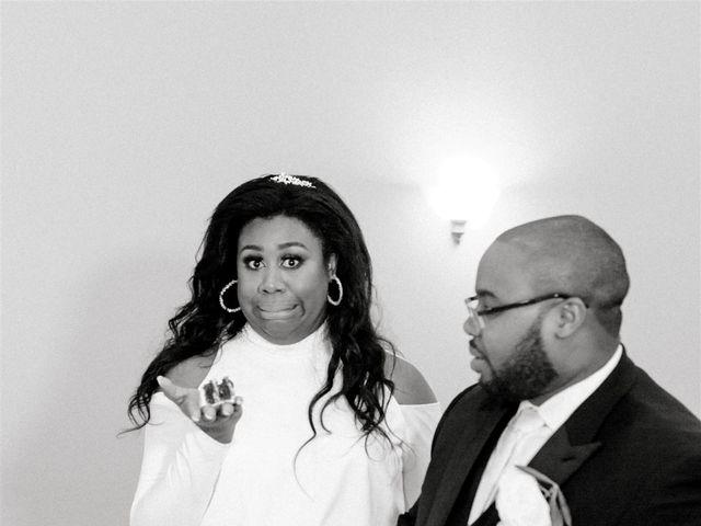 Stephen and Shalyn's Wedding in Rockwall, Texas 6