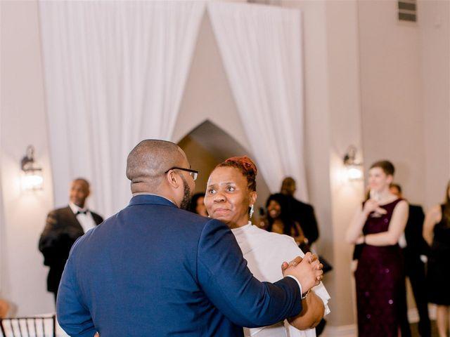 Stephen and Shalyn's Wedding in Rockwall, Texas 11