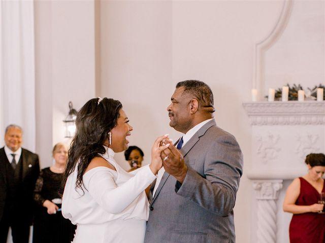 Stephen and Shalyn's Wedding in Rockwall, Texas 12