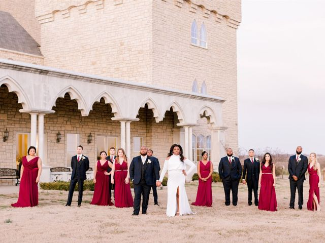 Stephen and Shalyn's Wedding in Rockwall, Texas 14