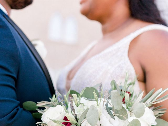 Stephen and Shalyn's Wedding in Rockwall, Texas 16