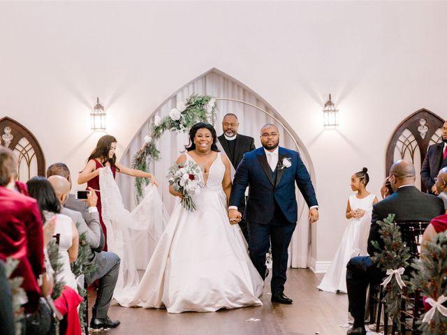 Stephen and Shalyn's Wedding in Rockwall, Texas 18